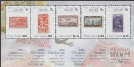 NZ SGMS2782 150 Years of New Zealand Stamps (2nd issue) miniature sheet